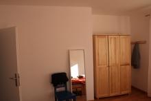 Doppelzimmer 2 (mit Zustellbett)
